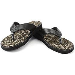 MEDLIFE Men's Diabetic & Orthopedic Footwear - Wonder Brown - Size 9