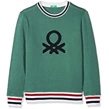 United Colors of Benetton Benetton Sweater L/S, Sudadera para Niñas