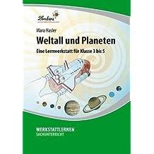 Weltall und Planeten (CD-ROM): Grundschule, Sachunterricht, Klasse 3-4