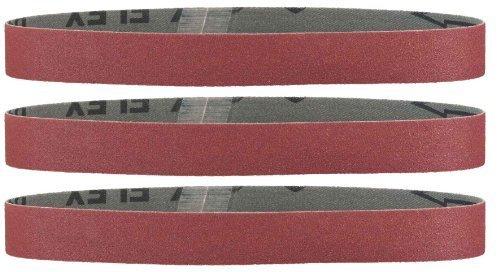 Preisvergleich Produktbild Metabo 3 Schleifbänder 50 x 1020 mm P 180, NK, DS, 629067000