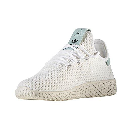 Adidas Origina PW TENNIS HU Sneaker Unisex Pharrell Williams Liquid/White