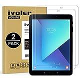 iVoler [2 Pack] Vetro Temperato Compatibile con Samsung Galaxy Tab S3 9.7 Pollici / S2 9.7 Pollici, Pellicola Protettiva, Protezione per Schermo
