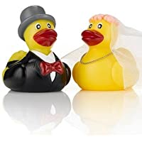 Mr And Mrs Duck Gift Set