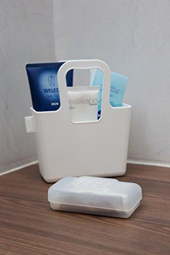 Koziol 5415525 Tasche Taschelini, Plastik, weiß, 78 x 161 x 183 cm weiß