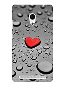 TREECASE Designer Printed Hard Back Case Cover For Asus Zenfone 6