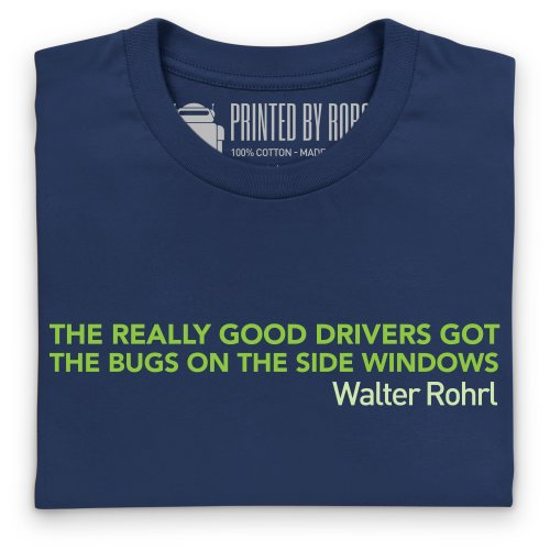 Really Good Drivers T-shirt, Uomo Blu navy