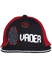 Lego Wear Jungen Cap Star Wars ALEC 154 - Darth Vader CAP