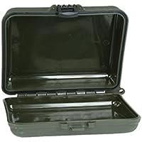 AUFBEWAHRUNGSBOX 12x9,5x3,5 CM OLIV preisvergleich bei billige-tabletten.eu