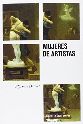 Portada del libro Mujeres De Artistas (Fuera de Colección)