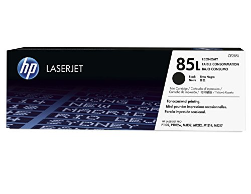 HP 85L Economy (CE285L) Schwarz Original Toner für HP LaserJet Pro P1102,...
