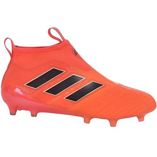 adidas Herren ACE 17+ Purecontrol FG Fußballschuhe, orange/schwarz, 42 EU
