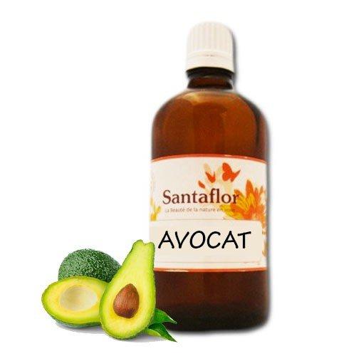 Santaflor - Huile végétale Avocat50 ml Spray