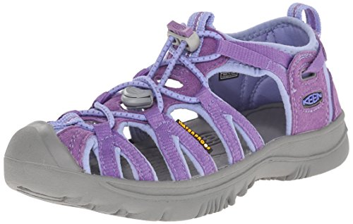 KeenWhisper - Scarpe da trekking e da passeggiata Unisex - Bambini , viola (Violett (Purple Heart/Periwinkle)), 36 EU