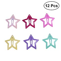 Frcolor 12pcs estrellas...
