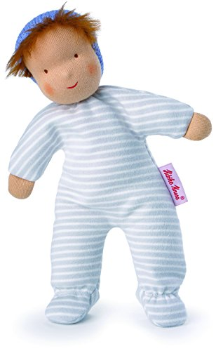 Käthe Kruse 0138231 - Baby Schatzi Paulchen Puppe