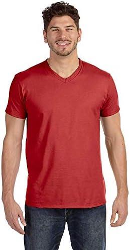 Hanes Men's 6-Pack V-Neck T-Shirt - 3 Vintage Vintage Vintage rosso   3 Vintage Khaki - X-Large | economia  | Sale Online  | Apparenza Estetica  | In Linea  cf8e45