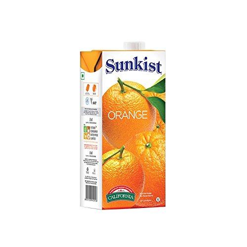 Sunkist Orange Juice, 1l