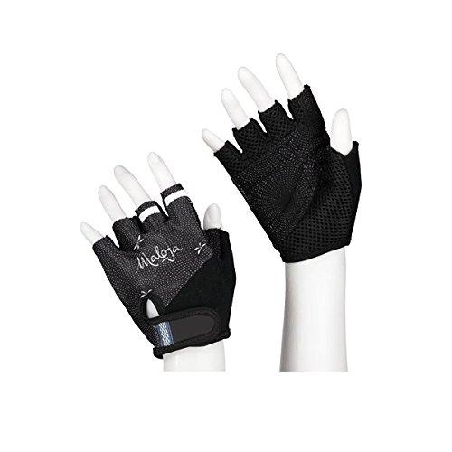 Maloja sartivm Handschuhe für Radfahren, Unisex Erwachsene L schwarz (moonless)