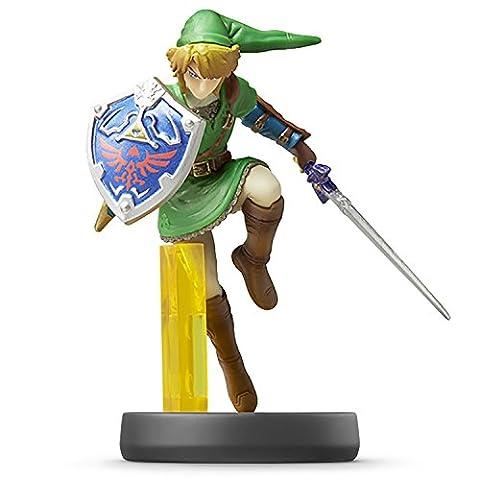 Amiibo Link - Super Smash Bros. series Ver. [Wii U]