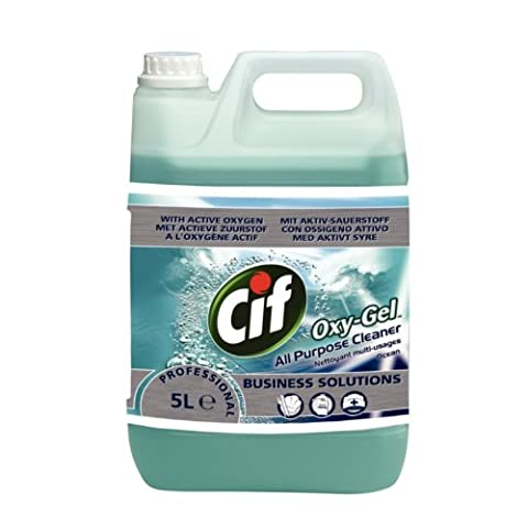 CIF Oxy-Gel Ocean (All-Purpose Cleaner) - Box Quantity: 2. Capacity: