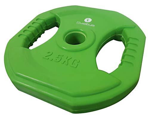 Sveltus Disco Pump Asas-2, 5kg Unisex, Verde