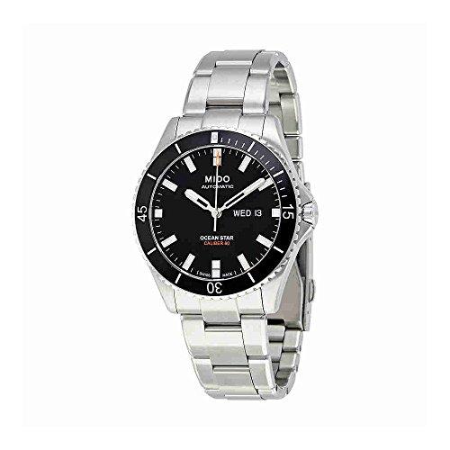 mido-ocean-star-captain-v-herren-armbanduhr-425mm-armband-edelstahl-automatik-analog-m0264301105100
