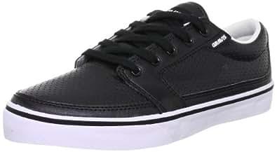Gravis LOWDOWN MNS 2889030019.5, Herren Sneaker, Schwarz (BLACK 1), EU 43 (US 9.5)