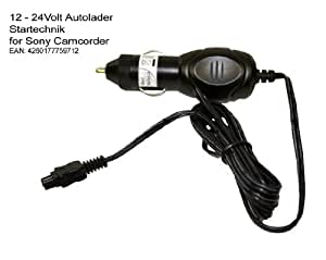 12v ladeger t sony camcorder 12 24 volt kamera. Black Bedroom Furniture Sets. Home Design Ideas