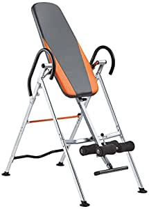 Gorilla Sports 10000330 Attrezzo per dorsali Inversion Table