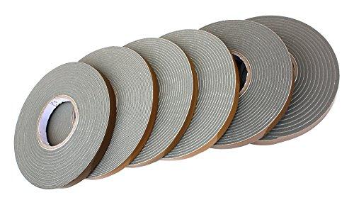 Format 4025109294545–Fugendichtband illac grau15/67m/Rolle