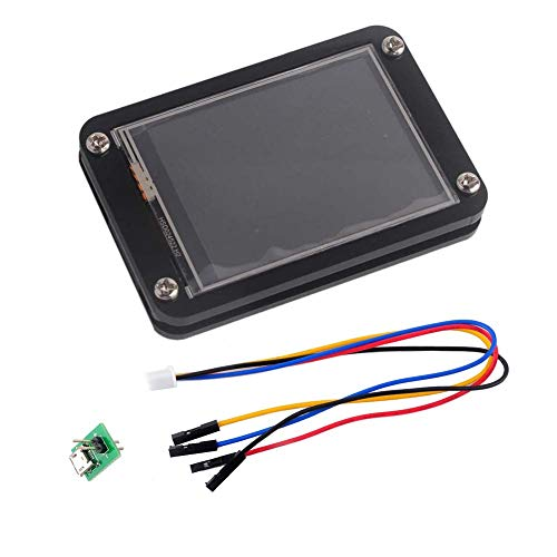 Nextion Enhanced 2 4'' HMI Touch Display NX3224K024 for Arduino Raspberry  Pi with Acrylic case