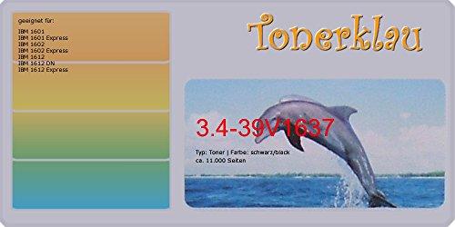Ibm Toner-refill (kompatibel Toner 3.4-39V1637 für: IBM 1612 Express als Ersatz für IBM 39V1637)