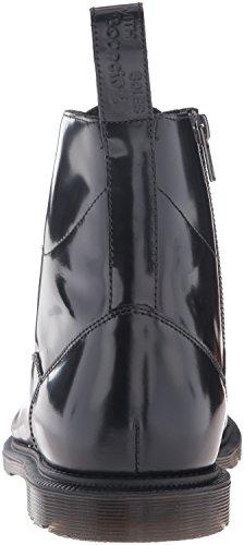 Dr. Martens Winchester Noir Poli Lisse, Stivali Uomo Nero (noir)