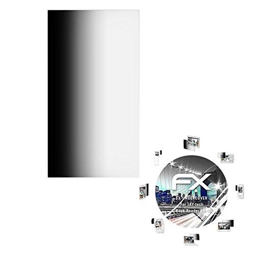 atFolix Blickschutzfilter für Jay-Tech E-Book Reader EB-10 Blickschutzfolie - FX-Undercover 4-Wege Sichtschutz Displayschutzfolie
