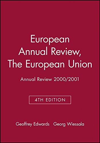 European Annual Review: Annual Review 2000/2001 The European Union (Journal of Common Market Studies)
