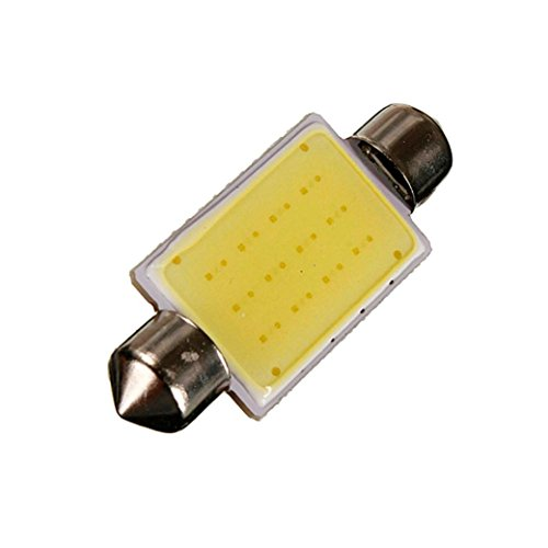 Preisvergleich Produktbild Auto Licht,  bobogo 2 Hohe Qualität 41 mm Soffitte COB 12 Chips DC 12 V LED Auto Dome Lesen Lichter