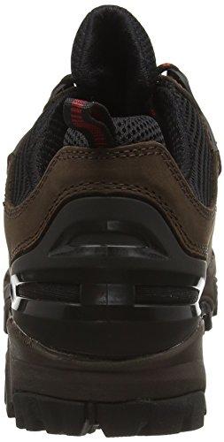 Alpina 680355, Chaussures de Trekking et Randonn&EacuteE Mixte Adulte Marron - Marron