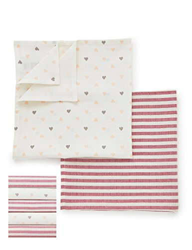 marks-and-spencer-baby-girl-100-cotton-5-pack-pink-muslin-square