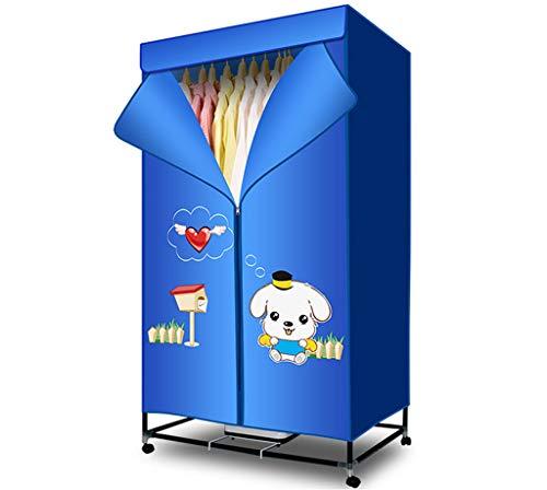Carl Artbay Trockner mit hoher Leistung, Doppelschicht-Haushalt mit großer Kapazität 360 ° -Waschtrockner mit hoher Kapazität, waschbar, 900W, Luftentfeuchter