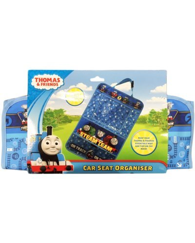 Thomas & Friends – Organizador de asiento de coche y ipad/tablet soporte