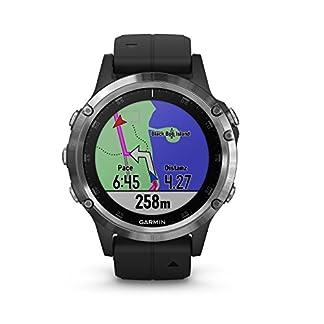 Garmin Fenix 5 Plus – Reloj GPS Multideporte