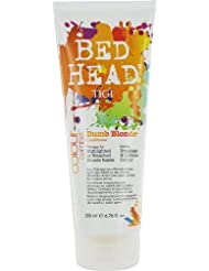 BED HEAD by Tigi COLOUR COMBAT DUMB BLONDE CONDITIONER 6.76 OZ ( Package Of 2 ) by Bed Head