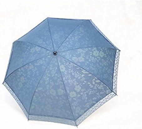 SFSYDDY-Retro SFSYDDY-Retro SFSYDDY-Retro 'Fiore Ricami Lace Parasole Sen 2 Ombrello Pieghevole Ultra - Ultra Luce UV Ombrello. | Funzionalità eccellenti  | vendita di liquidazione  192175