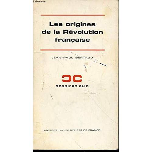 Les Origines De La Révolution Française