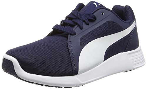 Puma St Trainer Evo, Zapatillas Unisex, Azul (Peacoat/White 02), 44 EU (9.5 UK)
