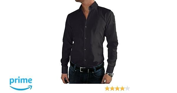 0ed7297f57b0 BOSS Hugo Business-Hemd   Times (Regular Fit) schwarz (37   S)  Amazon.de   Bekleidung