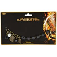 The Hunger Games Catching Fire Charms Coal Bracelet