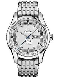Omega DeVille hora Visión Mens Reloj 431.30.41.22.02.001reloj de pulsera (reloj de pulsera)