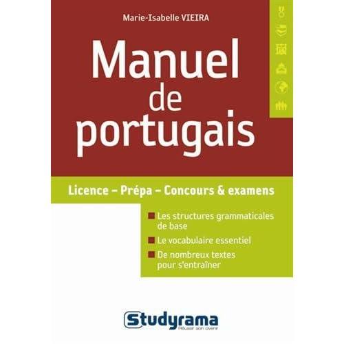 Manuel de portugais