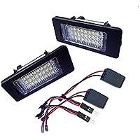 AR 2X H15–Bombillas LED cree 80W faros DRL luz diurna blanco